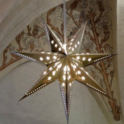 stjernemedlyskvadrat